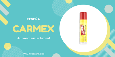 humectante labial carmex