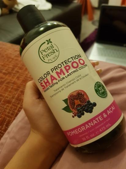 Shampoo protección de color